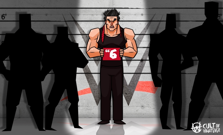 Wwe Vince Mcmahon Cartoon 2