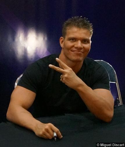 Wwe Wrestlemania Axxess 30 Tyson Kidd