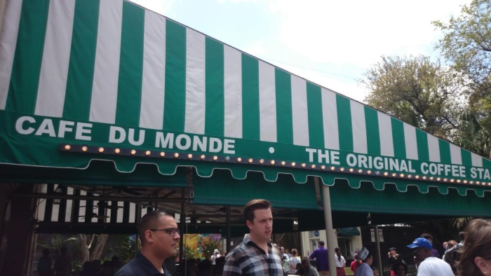 Caf Du Monde