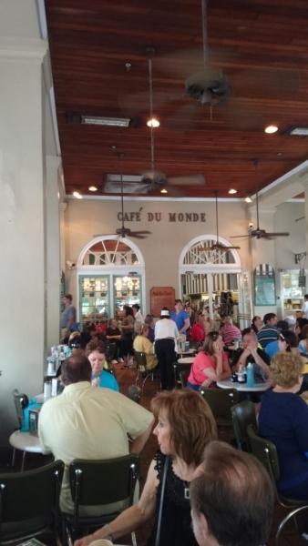 Cafe Du Monde 1