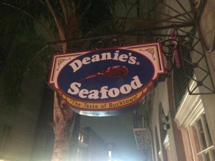 Deanies Seafood