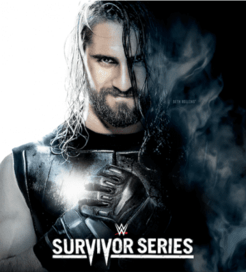 Wwe Survivor Series 2014 Poster