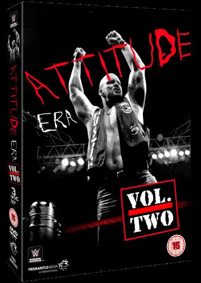 Attitude Era Dvd Set 2