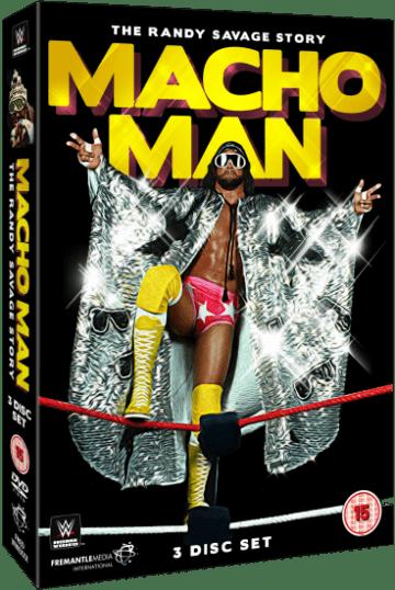 Macho Man Randy Savage Story Dvd Set
