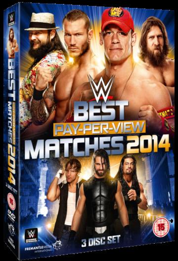 Best Wwe Ppv Matches 2014 Dvd