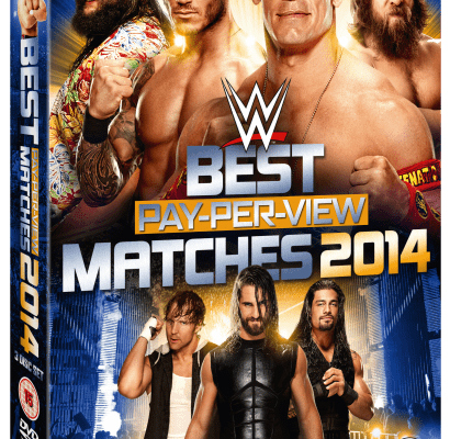 Best Wwe Ppv Matches 2014 Dvd