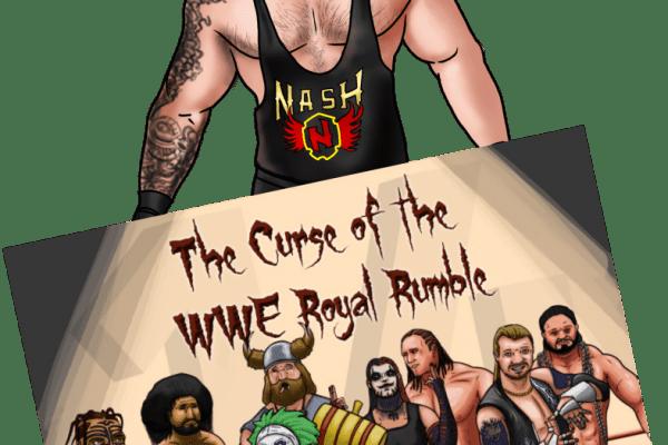 Kevin Nash Curse