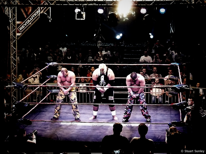 Too Cool Rikishi Brian Christopher Scotty 2 Hotty