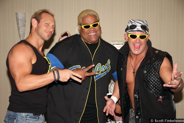 Too Cool Scotty Rikishi Brian Christopher