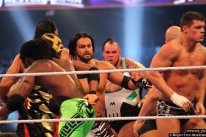 Battle Royal 3 Wrestlemania 30