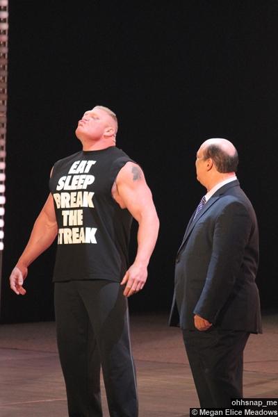 Brock Lesnar Paul Heyman 4 07042014