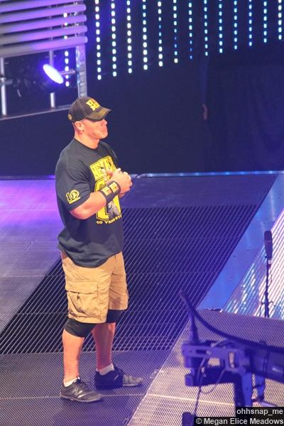 John Cena Ramp 18022013