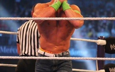 John Cena Up Wrestlemania 30