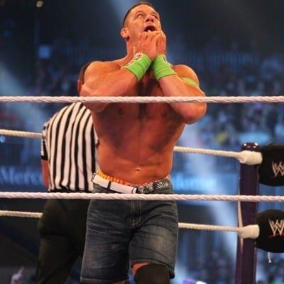 John Cena Up Wrestlemania 30