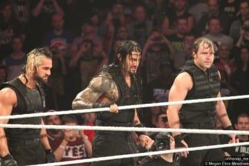 Shield Seth Rollins Roman Reigns Dean Ambrose 4 07042014