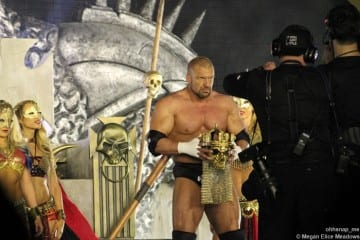 Triple H Entrance Wrestlemania 30