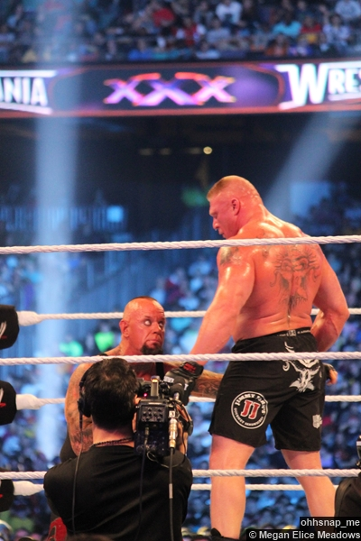 Fear and Loathing in WrestleMania: On Reigns, Lesnar and ...