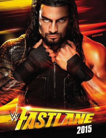 Wwe Fast Lane 2015 Poster