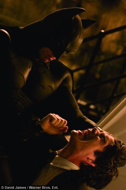 Batman Christian Bale Cillian Murphy Scarecrow