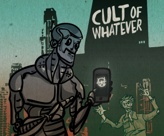 Bookmark Cult of Whatever