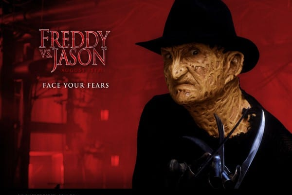 Freddie Vs Jason Poster