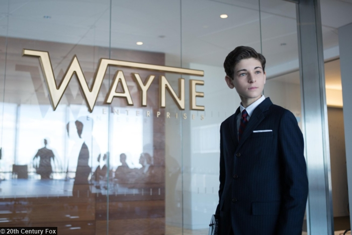 Gotham David Mazouz Bruce Wayne