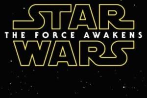 Star Wars Episode7 Poster