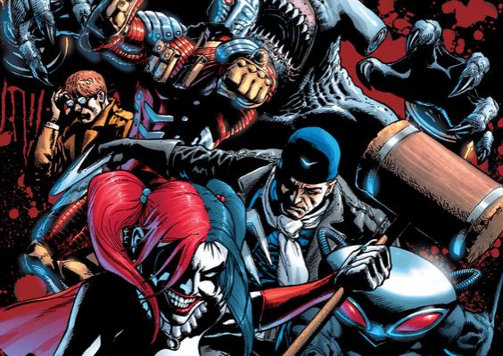 Suicide Squad Comic 4 30 July 2014 2