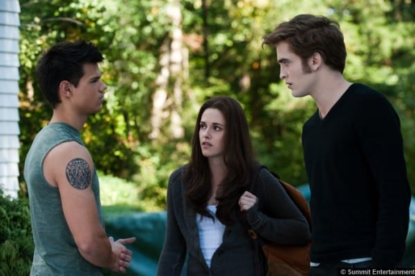 Twilight Eclipse Kristen Stewart Robert Pattinson Taylor Lautner