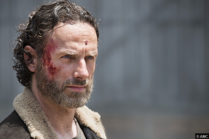 Walking Dead Rick 2