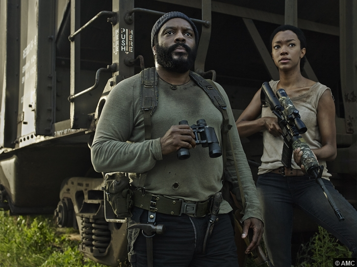 walking-dead-sasha-tyreese