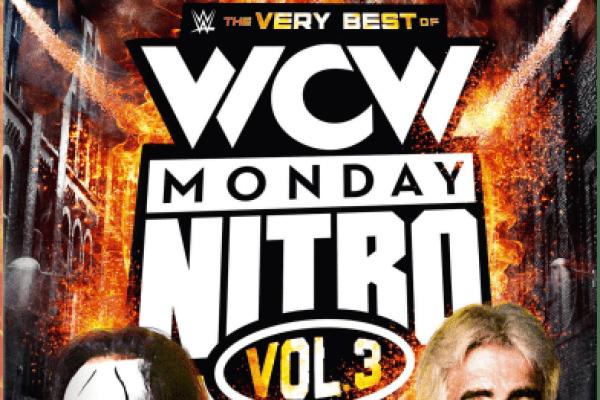 Wcw Monday Nitro Vol 3 Dvd