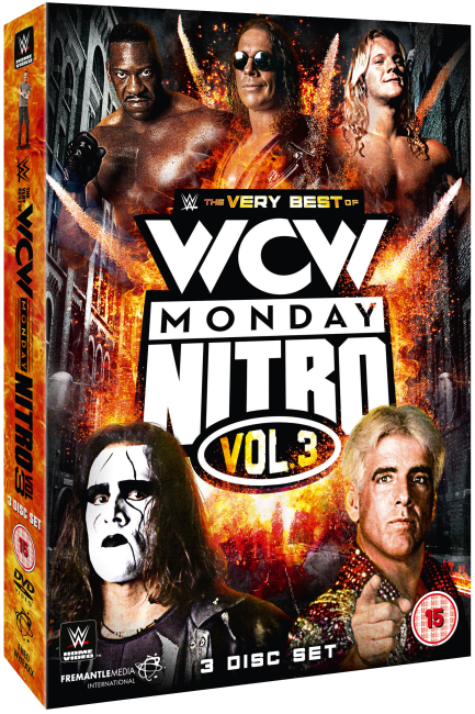 Wcw Monday Nitro Vol 3 Dvd
