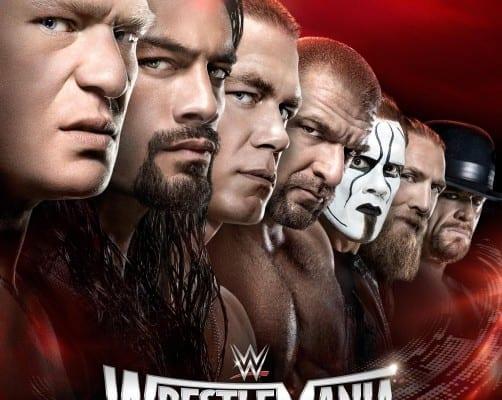Wwe Wrestlemania 31 Poster 650