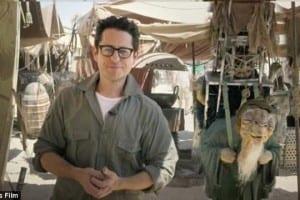 Disney Star Wars Jj Abram