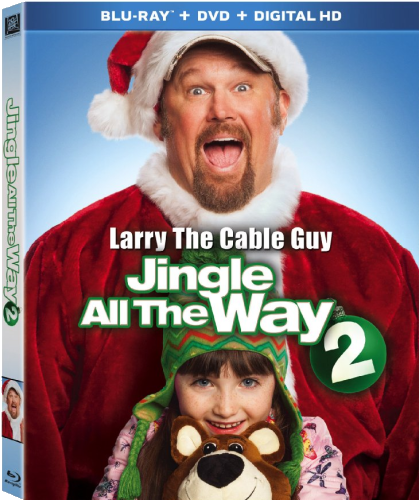 Jingle All The Way 2 Dvd