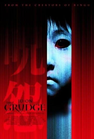 Ju On The Grudge Poster