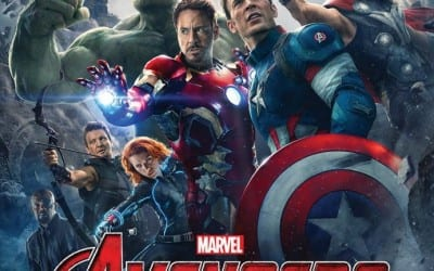 Marvel Age Of Ultron Poster