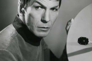 Star Trek Leonard Nimoy 1967