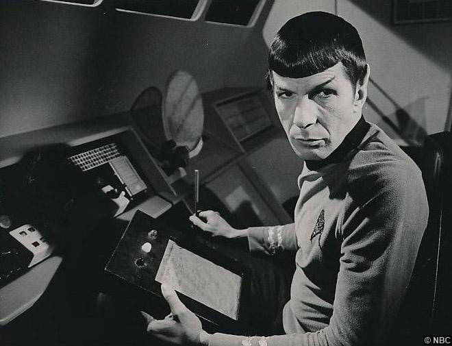 Star Trek Leonard Nimoy 2