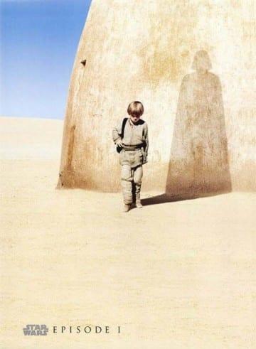 Star Wars Episode 1 Poster