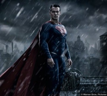 Superman Henry Cavil 2
