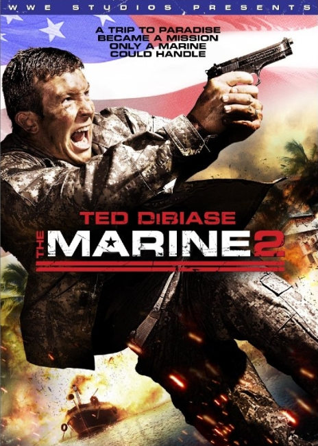 The Marine 2 Dvd Cover