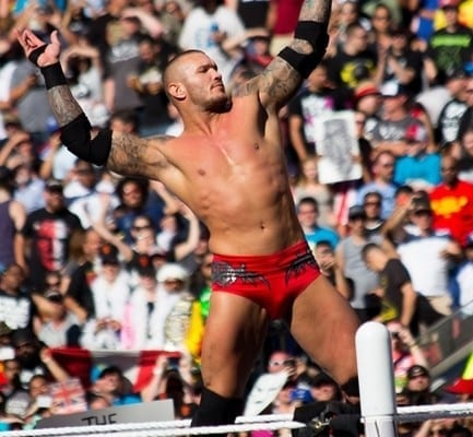 Wrestlemania 31 Randy Orton 2