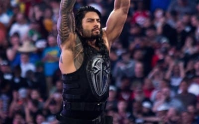 Wrestlemania 31 Roman Reigns