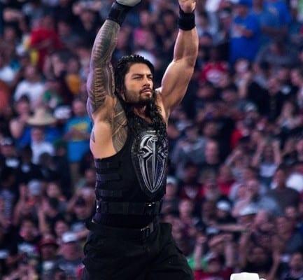 Wrestlemania 31 Roman Reigns