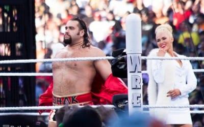 Wrestlemania 31 Rusev Lana