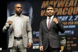 Boxing Floyd Mayweather Manny Pacquiao