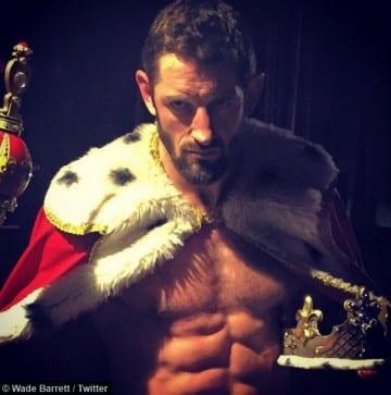 King Wade Barrett