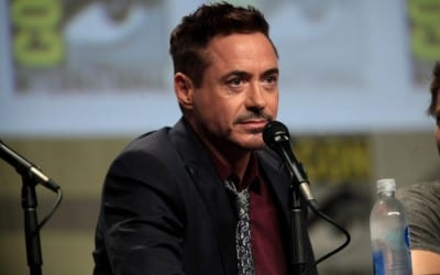 Robert Downey Jr Comic Con 2014